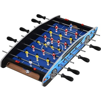 Table top Football Gaming Table - Blue