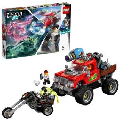 LEGO Hidden Side El Fuego's Stunt Truck AR Games Set