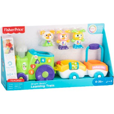 Fisher-Price Bright Beats Learning Train