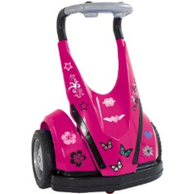 Feber Dareway Revolution Balance Scooter 12v Ride On - Pink