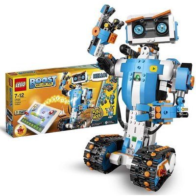 LEGO Boost 17101 Creative Toolbox Robot Coding Robotics Kit