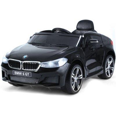 Licensed BMW Electric Kids Ride on Car - Black