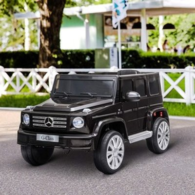 Electric Ride On Mercedes Benz G500 - Black