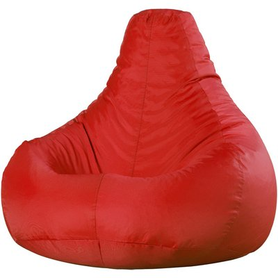Gaming Recliner Indoor and Outdoor Bean Bag - Red