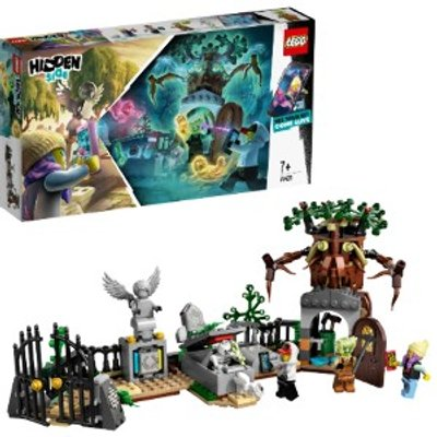 LEGO Hidden Side Graveyard Mystery Ghost AR Games Set