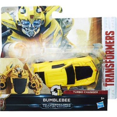 Transformers Turbo Changer Vehicle Figure