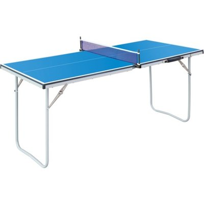 Outdoor Mini Table Tennis - Turquoise