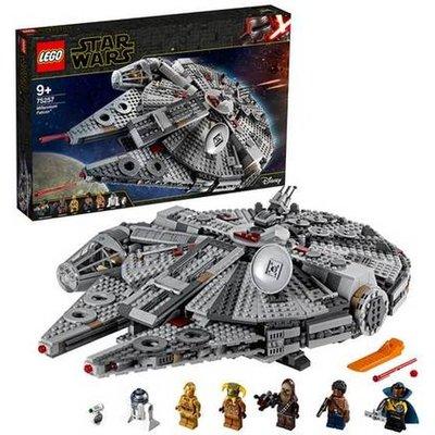 LEGO Star Wars 75257 Millennium Falcon Building Set