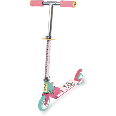 HELLO KITTY Club Children's Two-Wheel Inline Scooter, Girl