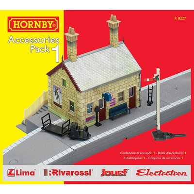 Hornby Trackmat Accessories Pack 1