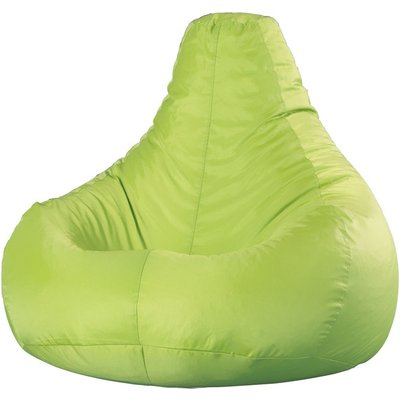 Gaming Recliner Indoor and Outdoor Bean Bag - Lime Green