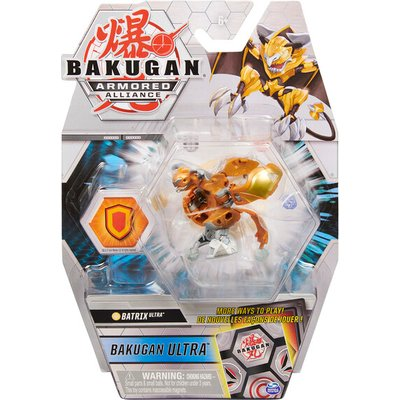 Deluxe Bakugan Armored Alliance Figure