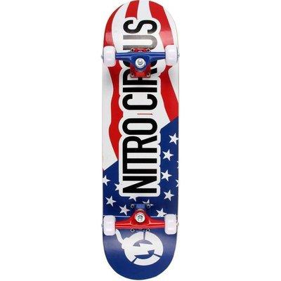 Nitro Circus Stars & Stripes Skateboard