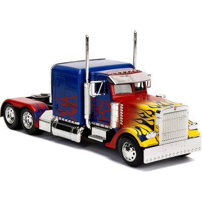 HASBRO Transformers Hollywood Rides T1 Optimus Prime Vehicle