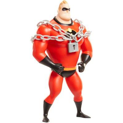 Disney Pixar Incredibles 2 15cm Figure - Chain Bustin Mr. Incredible