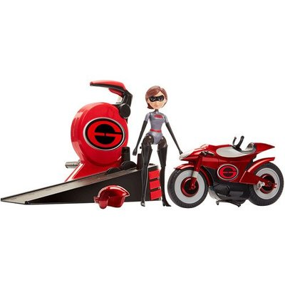 Disney Pixar Incredibles 2 Stretching & Speeding Elasticycle