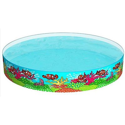 Animal Fill n Fun 6ft Pool (Styles Vary)