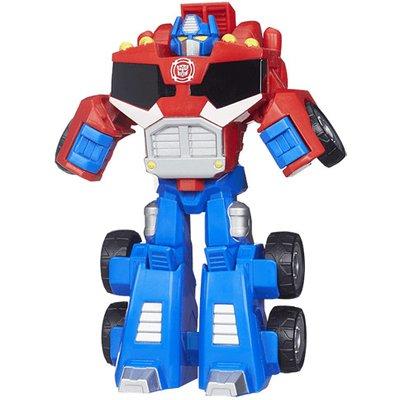 Playskool Transformers Rescue Bots 13cm Figure - Red Optimus Prime