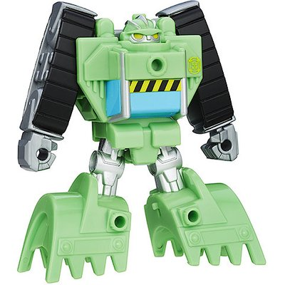 Playskool Transformers Rescue Bots Boulder