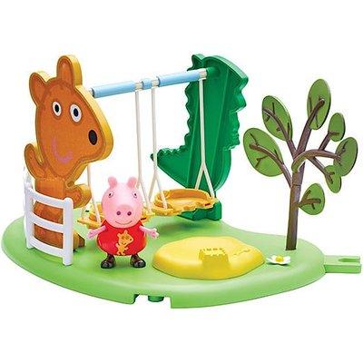 Peppa Pig Outdoor Fun Swing Playset