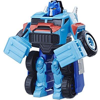 Playskool Transformers Rescue Bots 13cm Figure - Blue Optimus Prime
