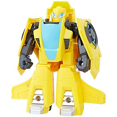 Playskool Transformers Rescue Bots 13cm Figure - Bumblebee (Jet)