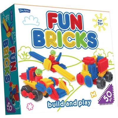 Fun Bricks Build and Play - 50pc
