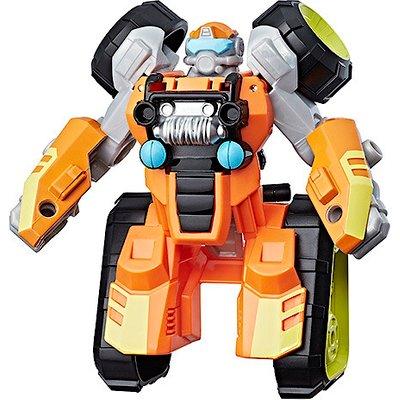 Playskool Transformers Rescue Bots 13cm Figure - Brushfire
