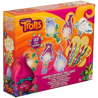 DreamWorks Trolls Create Your Own LED Fairy Lights
