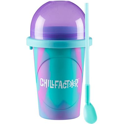Chillfactor Splash Slushy Maker - Aquamarine and Purple