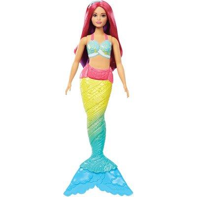 Barbie Mermaid Doll - Red Hair