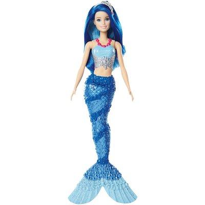 Barbie Mermaid Doll - Blue Hair
