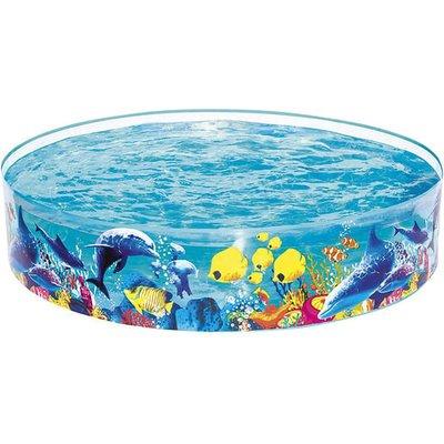Bestway Animal Fill 'N Fun Pool (6ft) (Styles Vary)