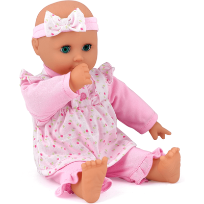 Dolls World - 30cm Soft Bodied Doll Ella