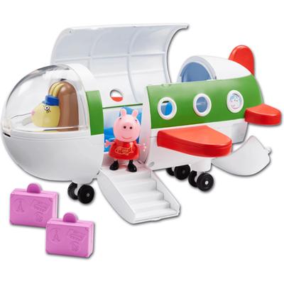 Peppa Pig Air Peppa Jet Vehicle Playset