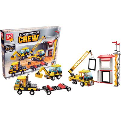 Block Tech Construction Crew