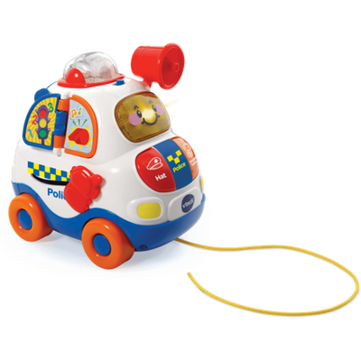 VTech Toot Toot Drivers Drive & Discover Police Car