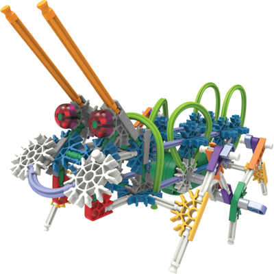 KNEX Imagine Power and Play Motorized Building Set