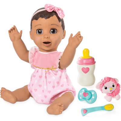 Luvabella Doll - Brunette