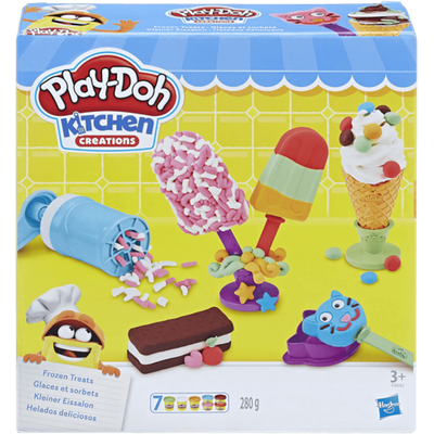Play - Doh Kitchen Creations - Frozen Treats