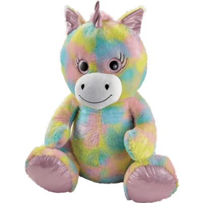 Snuggle Buddies 80cm Plush Unicorn - Sugar Sparkle