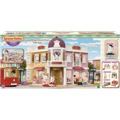 Sylvanian Families Grand Department Store Gift Set