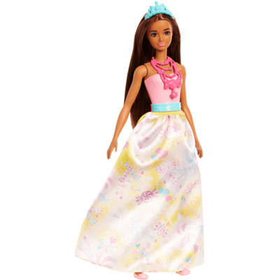 Barbie Dreamtopia Princess Doll - Sweets