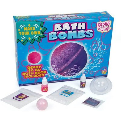 Kesho Make Your Own Bath Bomb Kit