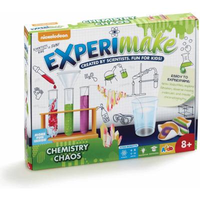 Nickelodeon Experimake Chemistry Chaos