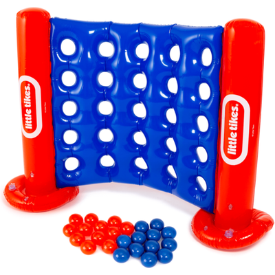 Little Tikes Giant Inflatable Four To Score Game