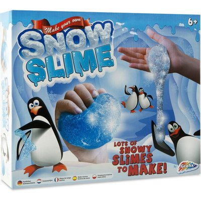 Make Your Own Snow Slime