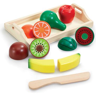 Woodlets Slicing Food Playset Fruit