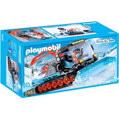 Playmobil 9500 Family Fun Snow Plough