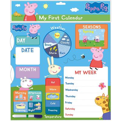 Peppa Pig My 1st Calendar